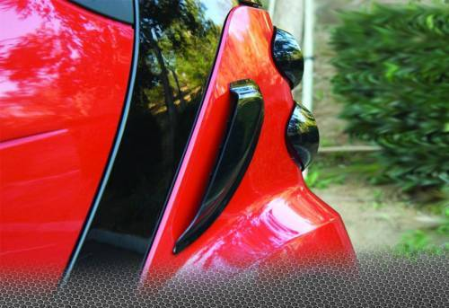 Exterior Accessories - Body Part