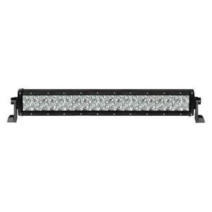 Black Horse Off Road - Black Horse Clear 20in double row Aluminum Bar LED Light PL3104FS-GS