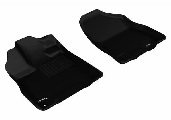 3D MAXpider - U Ace 3D MAXpider ACURA MDX 2014-2019 KAGU BLACK R1 L1AC00611509