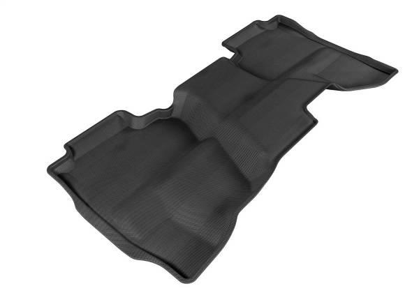 3D MAXpider - U Ace 3D MAXpider CHEVROLET SILVERADO 1500/ 2500HD/ 3500HD DOUBLE CAB/ GMC SIERRA 1500/ 2500HD/ 3500HD DOUBLE CAB 2014-2018 KAGU GRAY R2 L1CH03921501