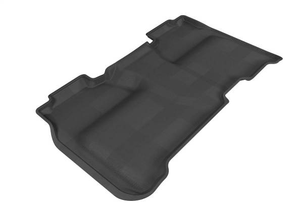 3D MAXpider - U Ace 3D MAXpider CHEVROLET SILVERADO 1500/ 2500HD/ 3500HD CREW CAB/ GMC SIERRA 1500/ 2500HD/ 3500HD CREW CAB 2014-2018 KAGU GRAY R2 L1CH04021501