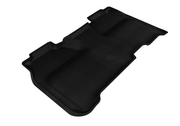 3D MAXpider - U Ace 3D MAXpider CHEVROLET SILVERADO 1500/ 2500HD/ 3500HD CREW CAB/ GMC SIERRA 1500/ 2500HD/ 3500HD CREW CAB 2014-2018 KAGU BLACK R2 L1CH04021509