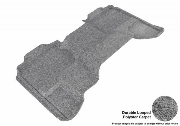 3D MAXpider - U Ace 3D MAXpider CHEVROLET SILVERADO 1500 EXTENDED CAB/ GMC SIERRA 1500 EXTENDED CAB 2007-2013 CLASSIC GRAY R2 L1CH05022201