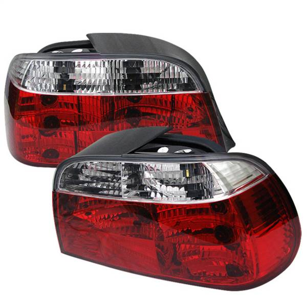 Spyder Auto - Crystal Tail Lights 5000651