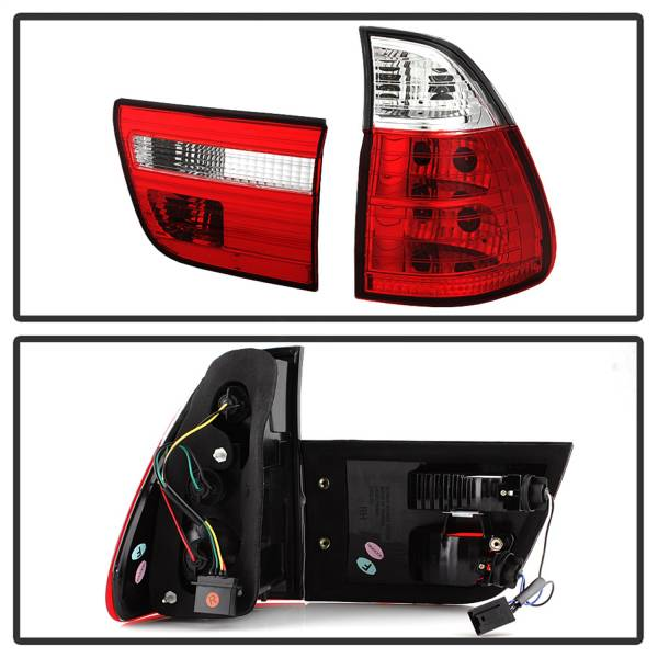 Spyder Auto - Tail Lights 5000835