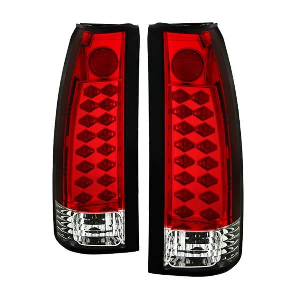 Spyder Auto - LED Tail Lights 5001375