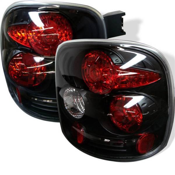 Spyder Auto - Altezza Tail Lights 5002105