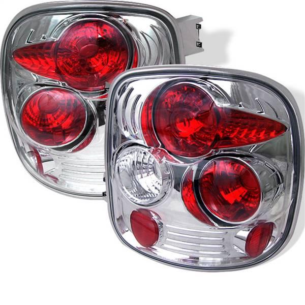 Spyder Auto - Altezza Tail Lights 5002112