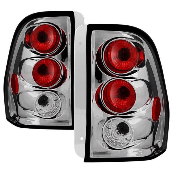 Spyder Auto - Altezza Tail Lights 5002198