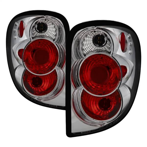 Spyder Auto - Altezza Tail Lights 5002228