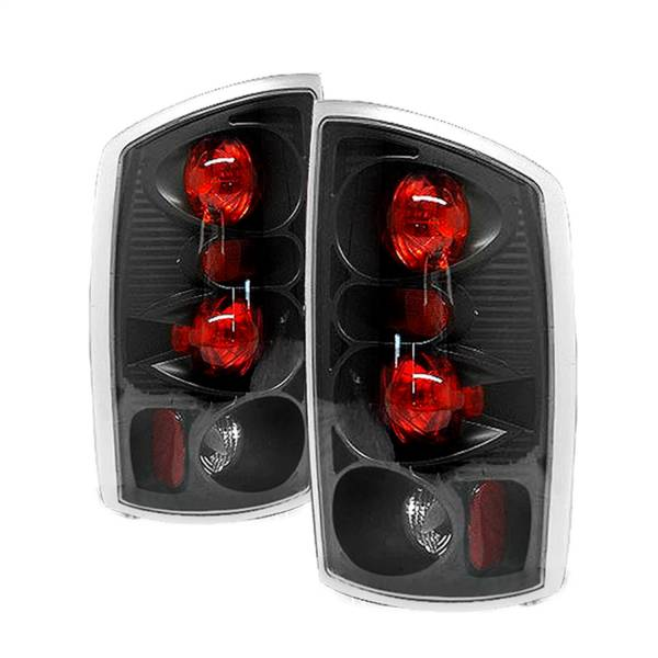 Spyder Auto - Altezza Tail Lights 5002525
