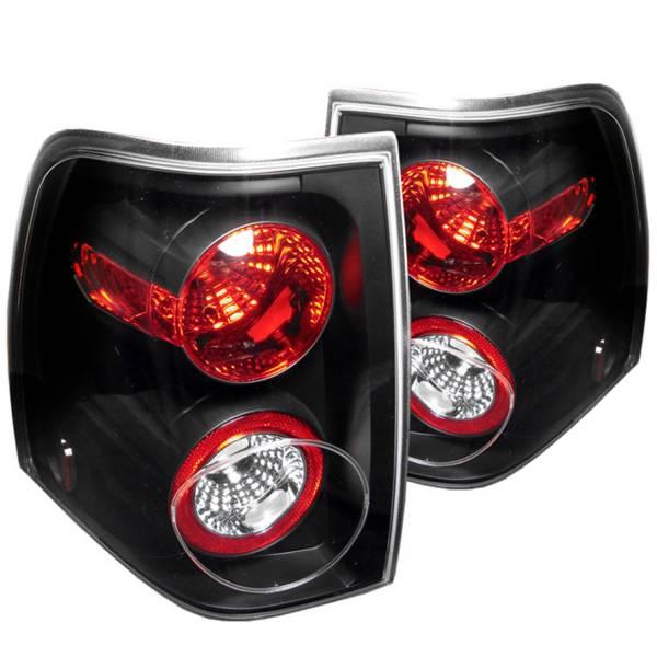 Spyder Auto - Altezza Tail Lights 5002792