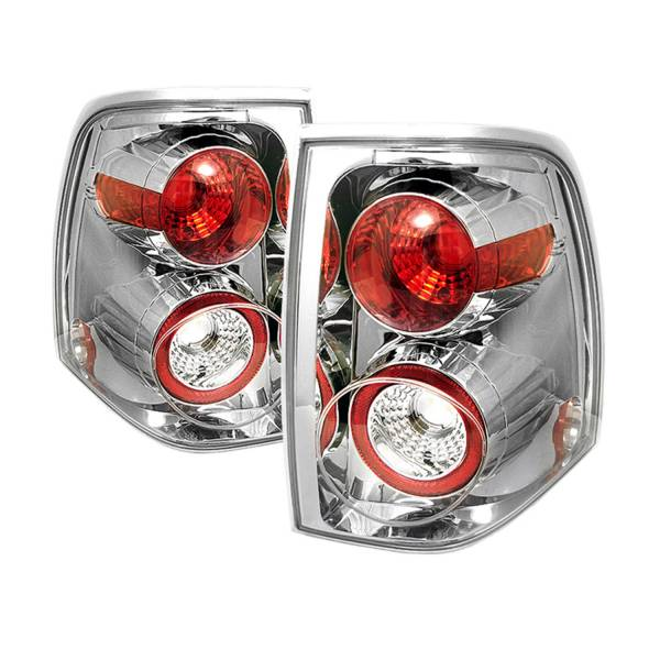 Spyder Auto - Altezza Tail Lights 5002808