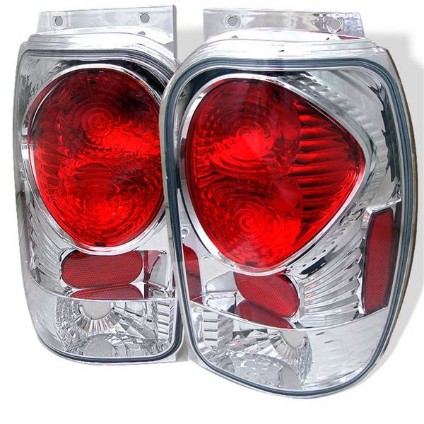 Spyder Auto - Altezza Tail Lights 5003041