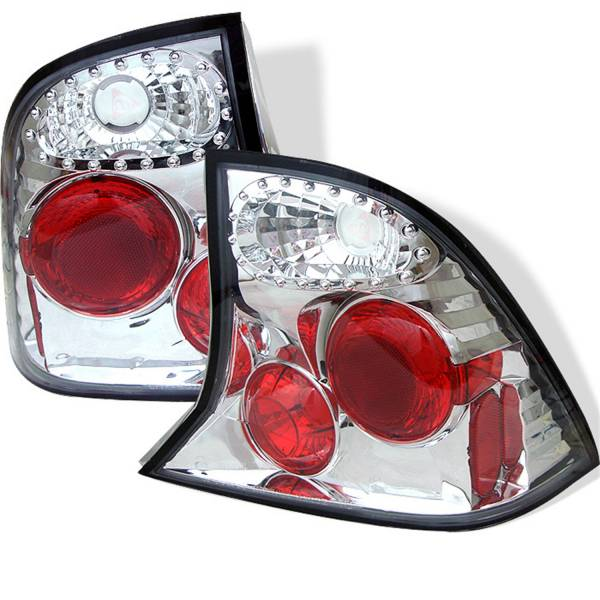 Spyder Auto - Altezza Tail Lights 5003089