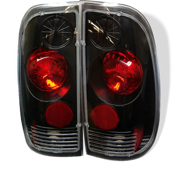 Spyder Auto - Altezza Tail Lights 5003348