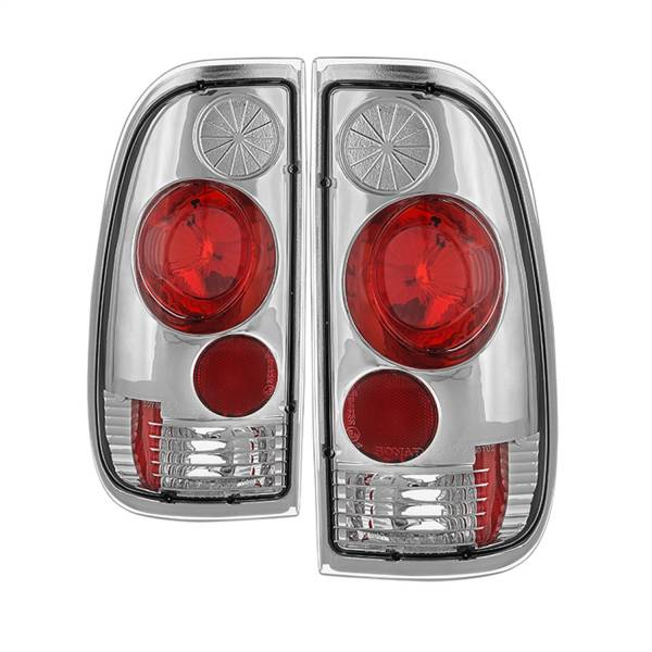 Spyder Auto - Altezza Tail Lights 5003355