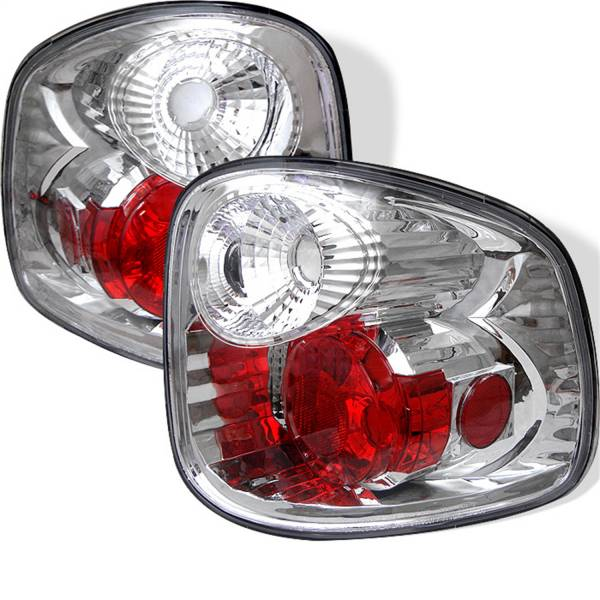 Spyder Auto - Altezza Tail Lights 5003386