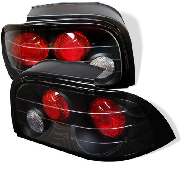 Spyder Auto - Altezza Tail Lights 5003584