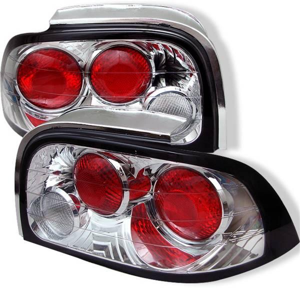 Spyder Auto - Altezza Tail Lights 5003638
