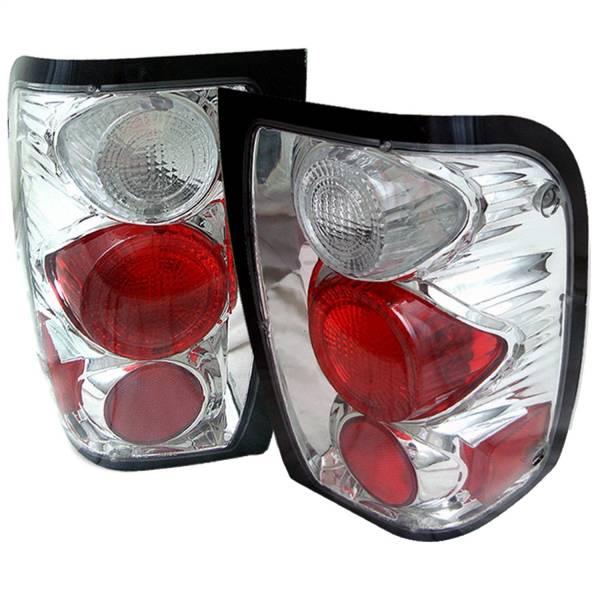 Spyder Auto - Altezza Tail Lights 5003812