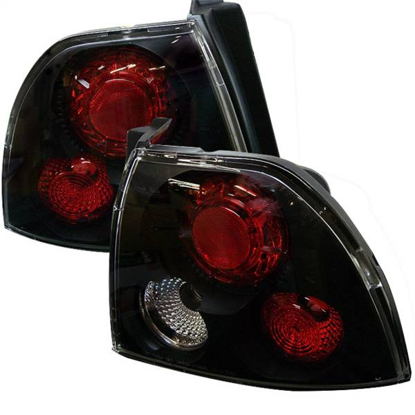 Spyder Auto - Altezza Tail Lights 5004147