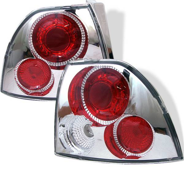 Spyder Auto - Altezza Tail Lights 5004154