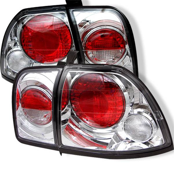 Spyder Auto - Altezza Tail Lights 5004222