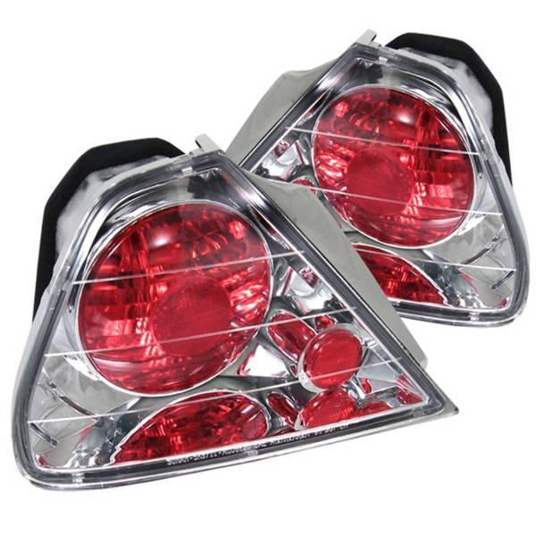 Spyder Auto - Altezza Tail Lights 5004260