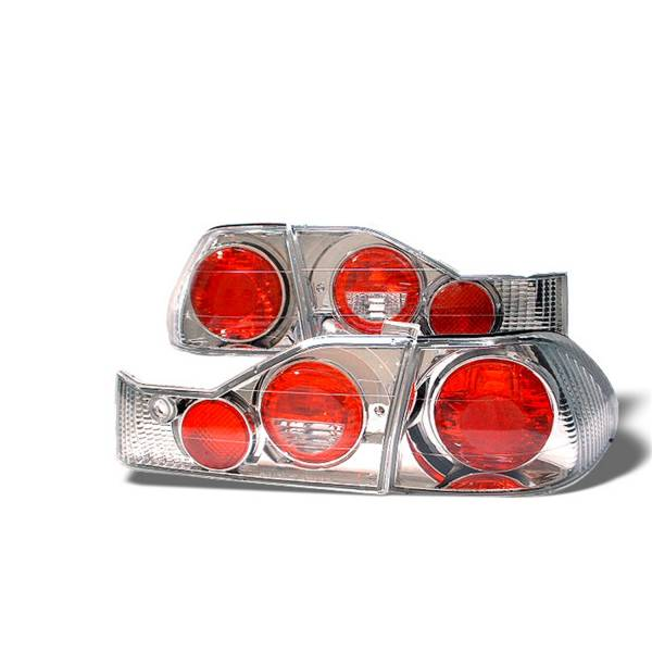 Spyder Auto - Altezza Tail Lights 5004338