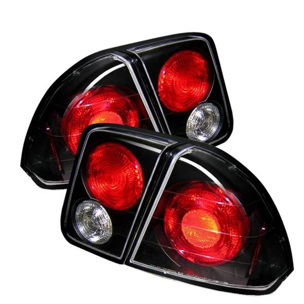 Spyder Auto - Altezza Tail Lights 5004406