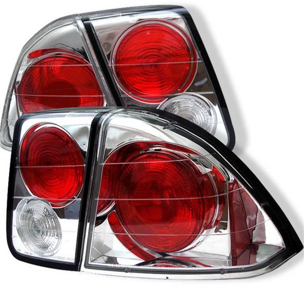 Spyder Auto - Altezza Tail Lights 5004413