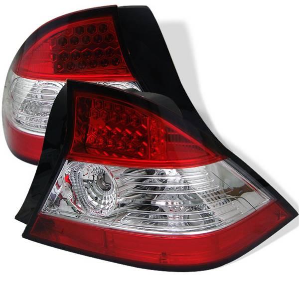 Spyder Auto - LED Tail Lights 5004475