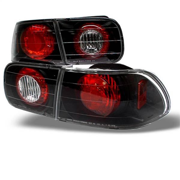 Spyder Auto - Altezza Tail Lights 5004581