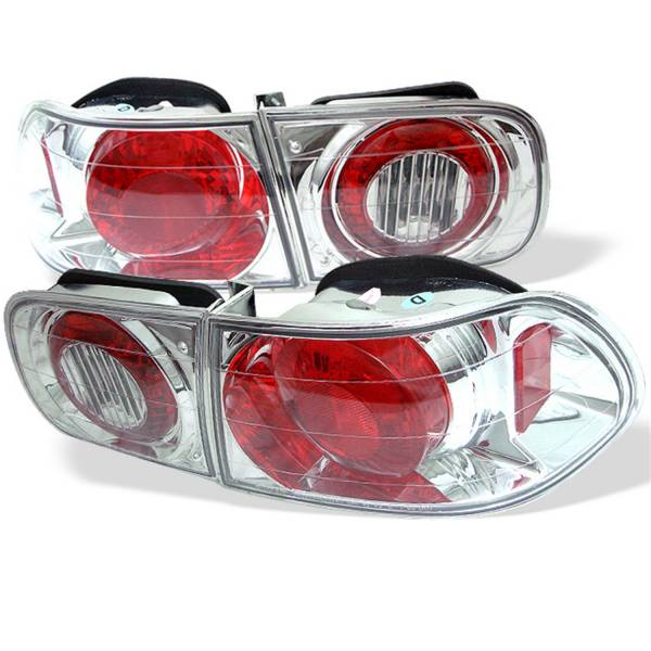 Spyder Auto - Altezza Tail Lights 5004598