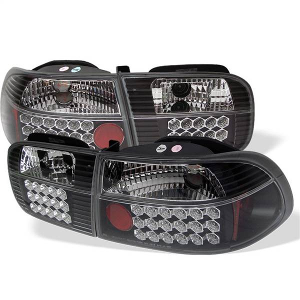 Spyder Auto - LED Tail Lights 5004628