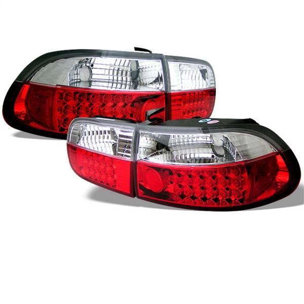 Spyder Auto - LED Tail Lights 5004642