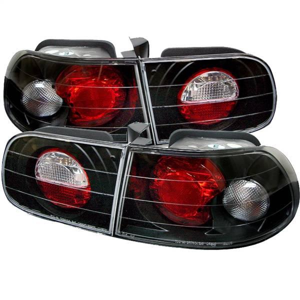 Spyder Auto - Altezza Tail Lights 5004680