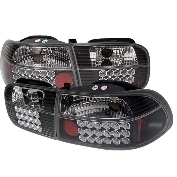 Spyder Auto - LED Tail Lights 5004727