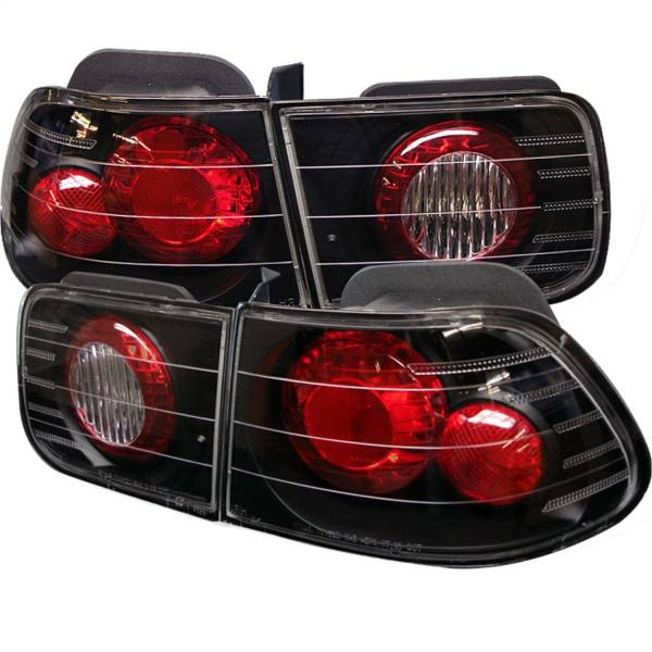 Spyder Auto - Altezza Tail Lights 5004796