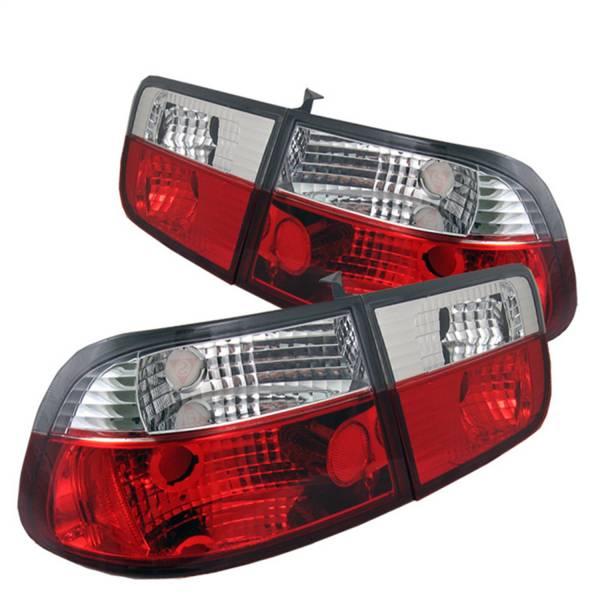 Spyder Auto - Crystal Tail Lights 5004826
