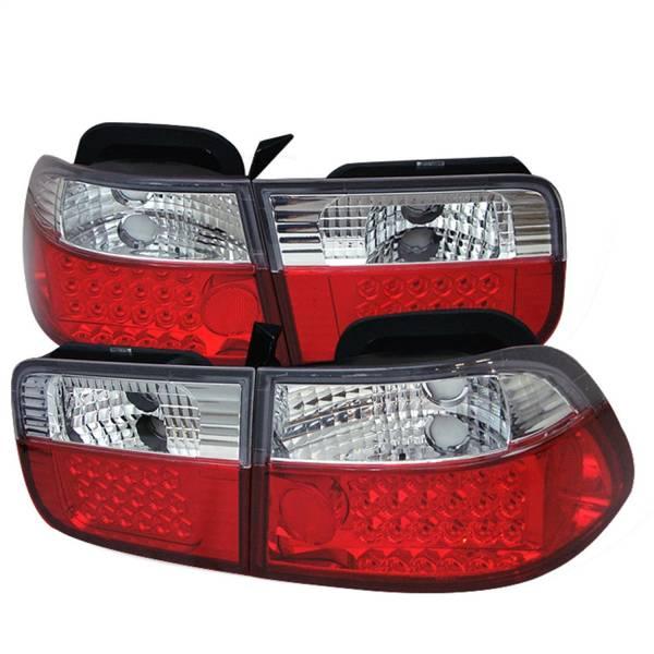 Spyder Auto - LED Tail Lights 5004857
