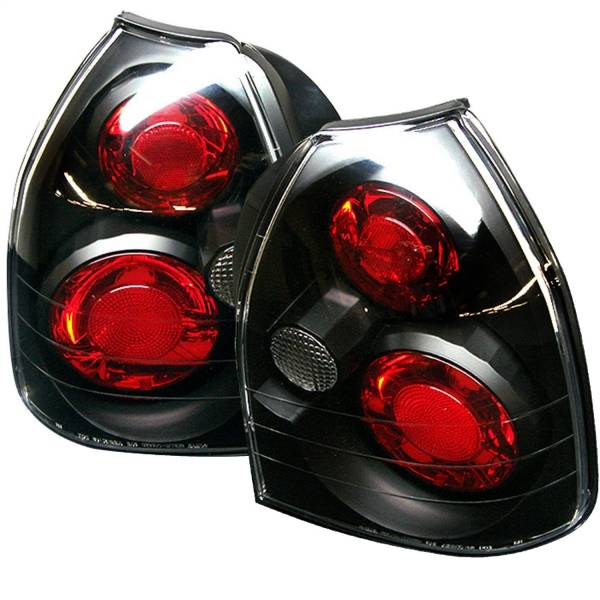 Spyder Auto - Altezza Tail Lights 5004895