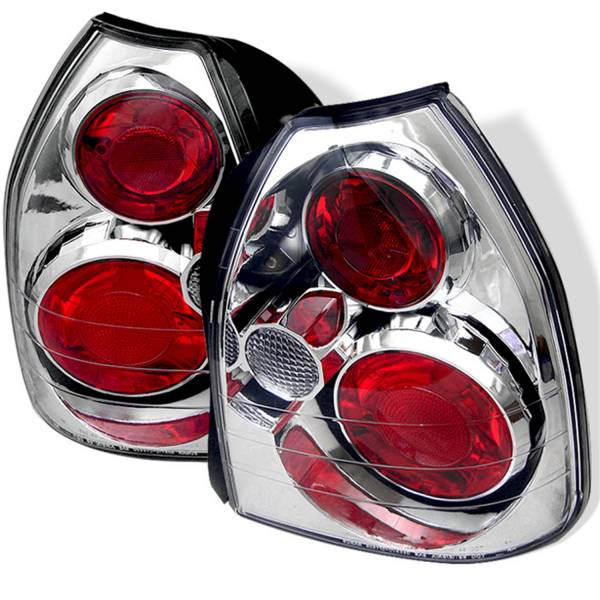 Spyder Auto - Altezza Tail Lights 5004901