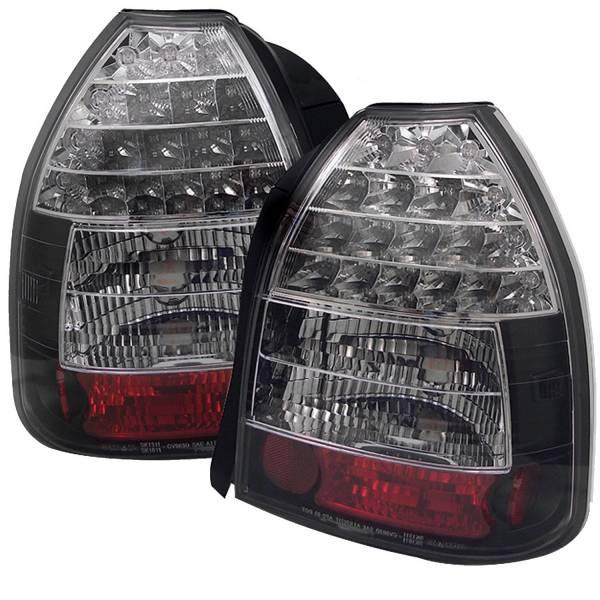 Spyder Auto - LED Tail Lights 5004925