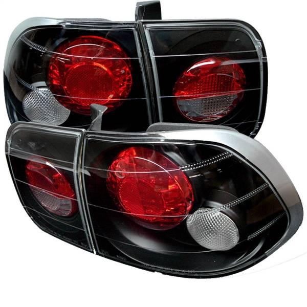 Spyder Auto - Altezza Tail Lights 5004970