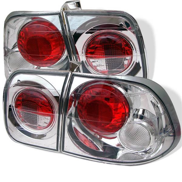 Spyder Auto - Altezza Tail Lights 5004987