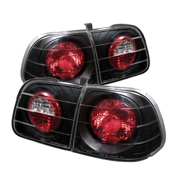 Spyder Auto - Altezza Tail Lights 5005076
