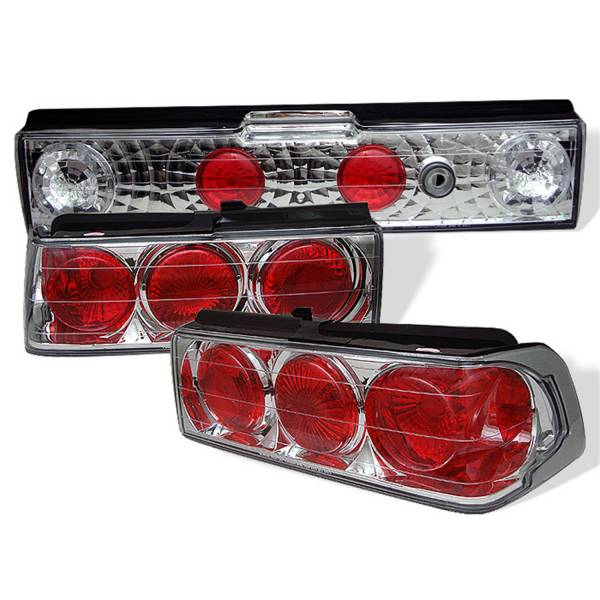 Spyder Auto - Altezza Tail Lights 5005137