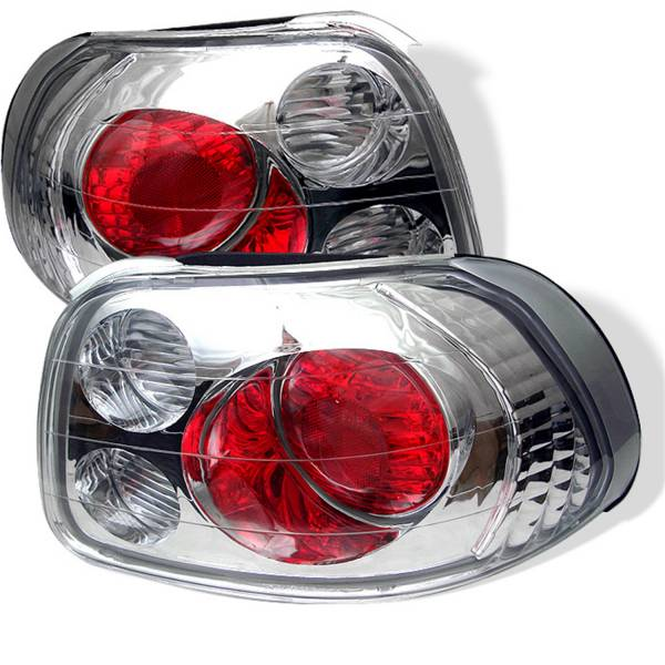 Spyder Auto - Altezza Tail Lights 5005175